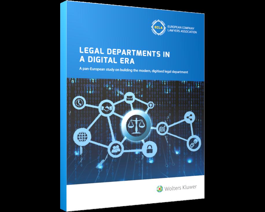 Studie Legal Departments in a Digital Era