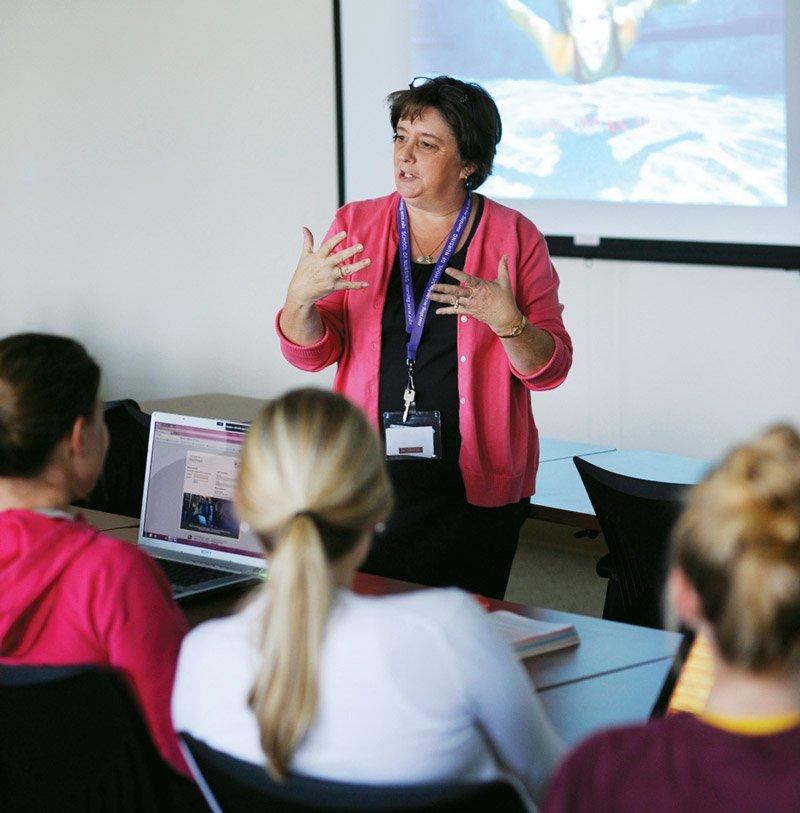 Nurse Educator via WCU