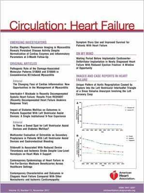 Circulation: Heart Failure