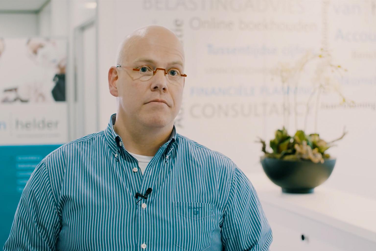 Thumbnail van testimonial van Helder Accountants klant Twinfield Boekhouden