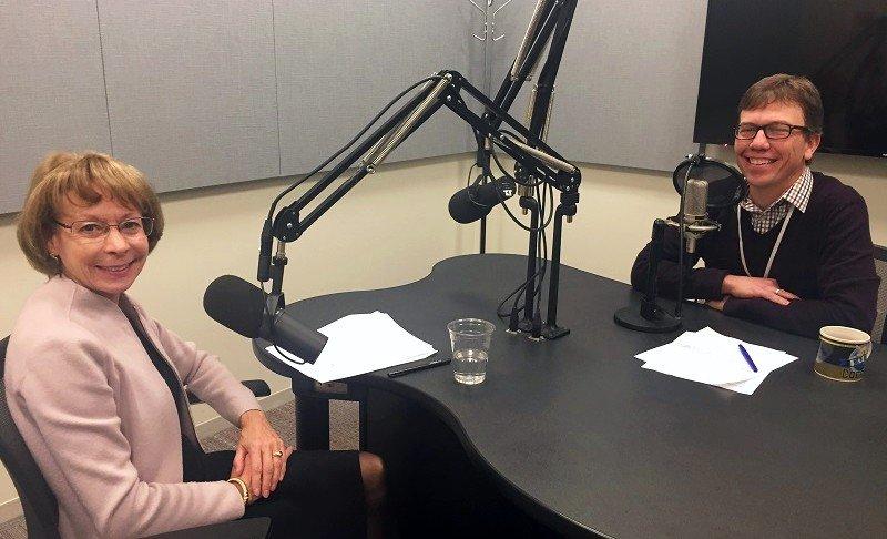 HBRs Curt Nickisch and Nancy McKinstry Talk Digital Transformation