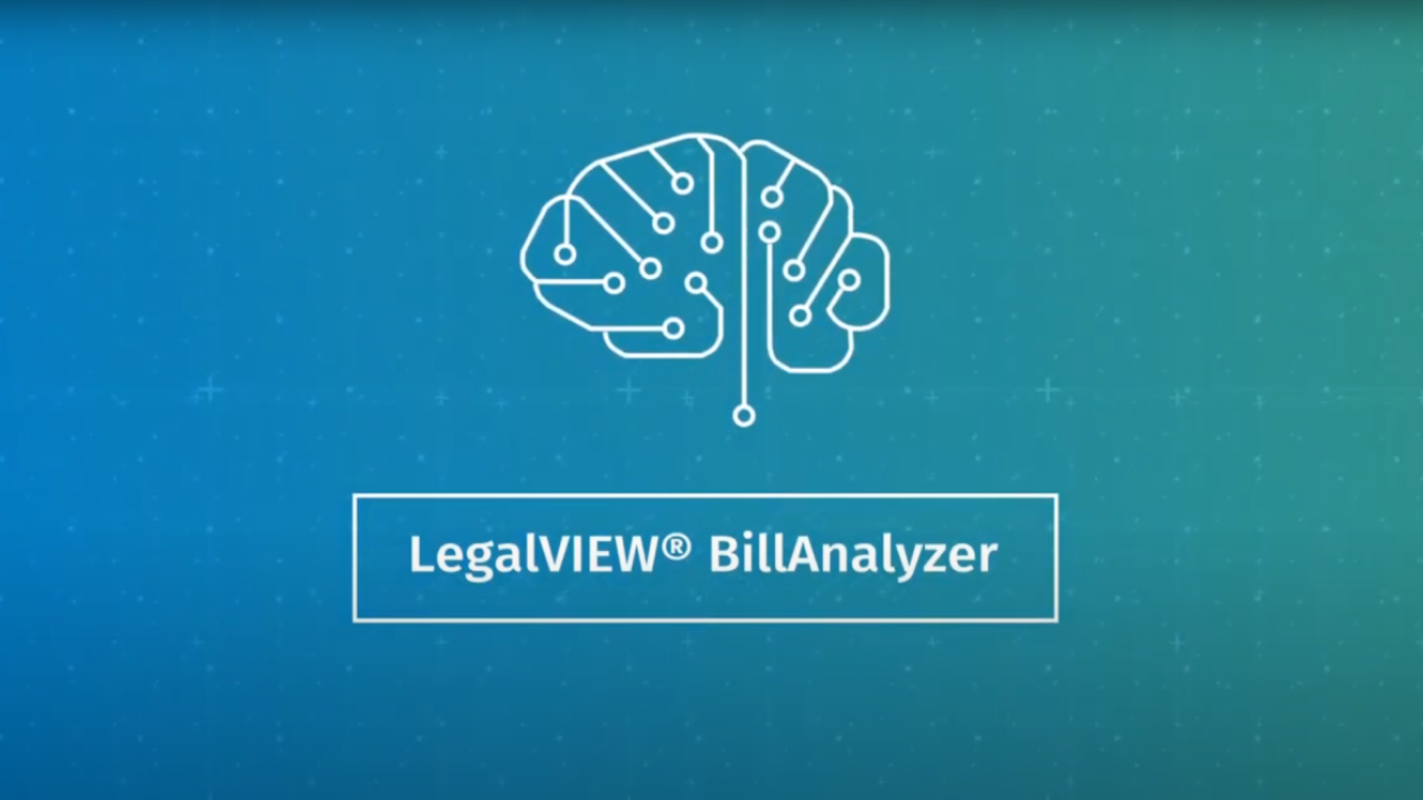 Improve your legal bill review processes