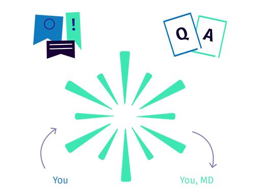 Flow chart illustrating how Firecracker works for students