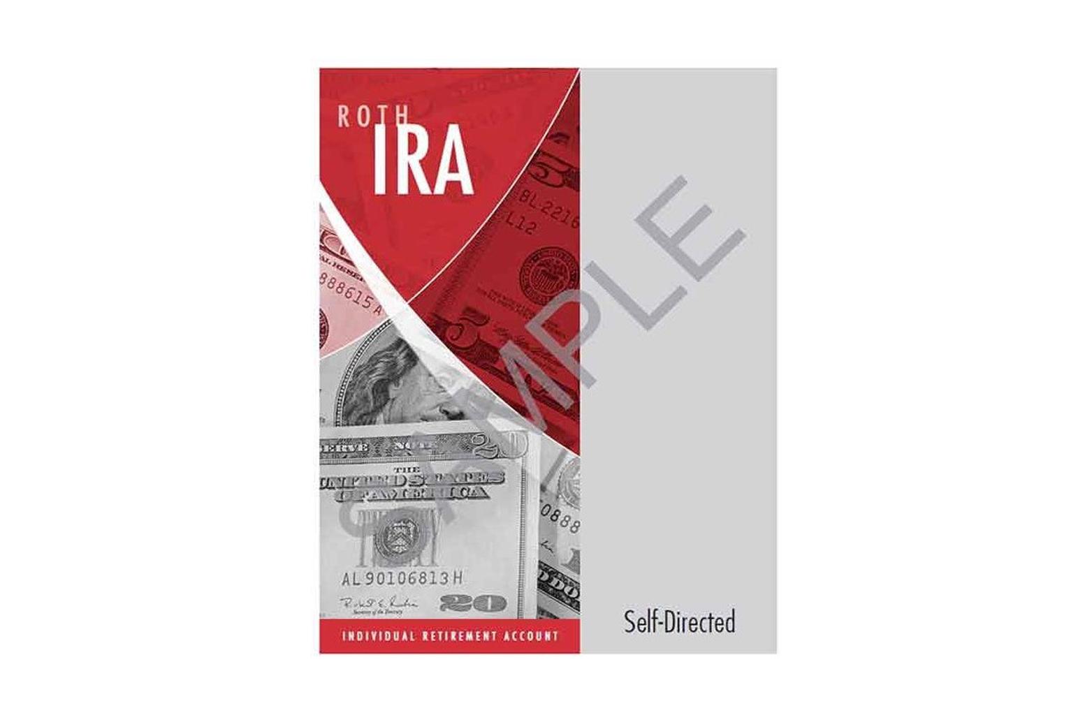 Roth IRA Organizer - Self-Directed sample