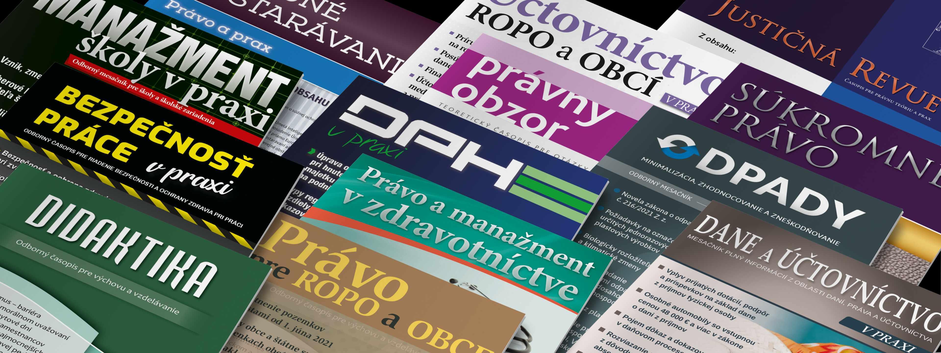 ASPI - Časopisy