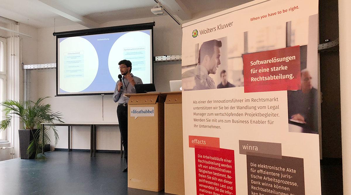 Legal Tech in der Rechtsabteilung: Potenziale erkennen und Chancen nutzen