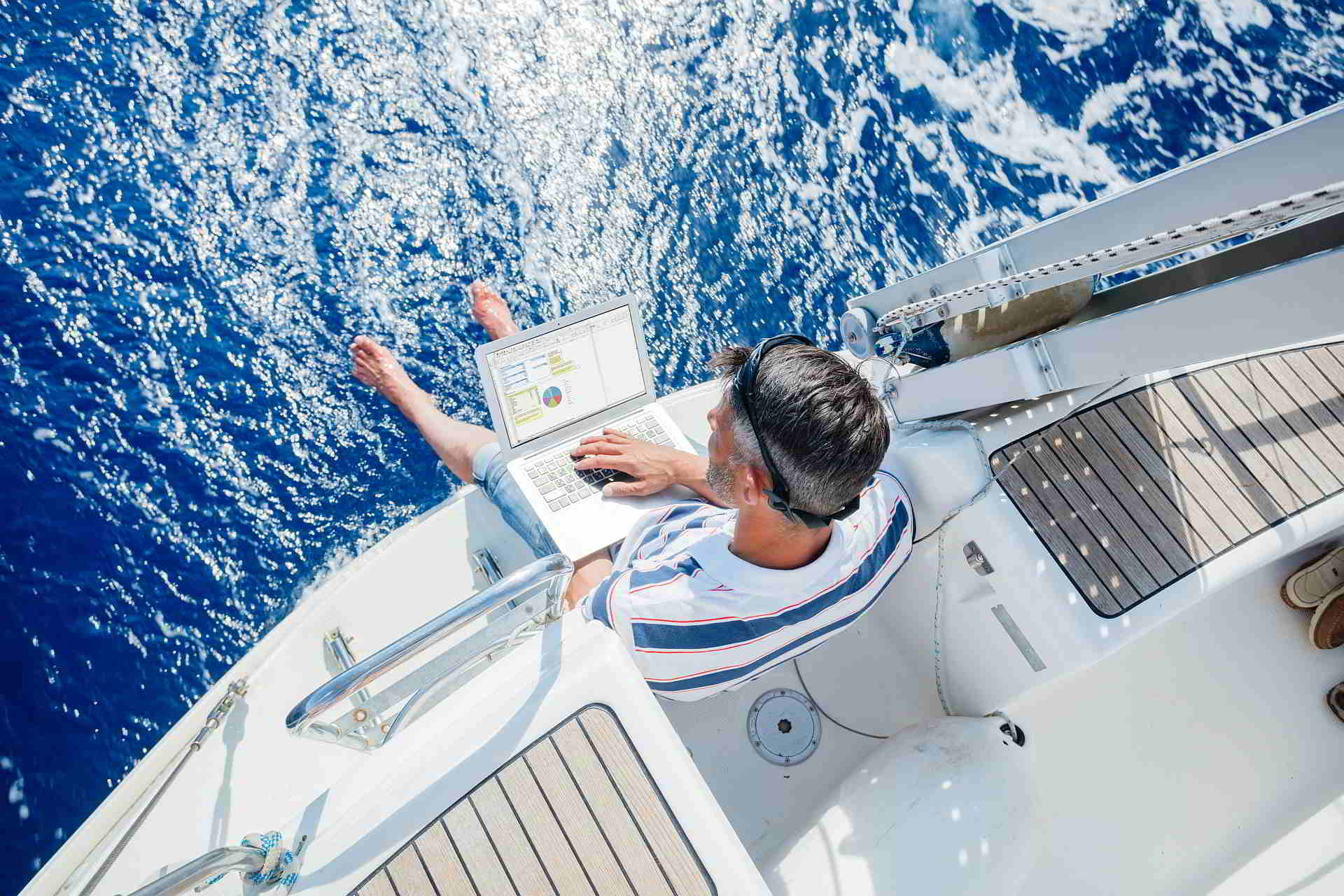 Trust CT Corporation with your yacht registration