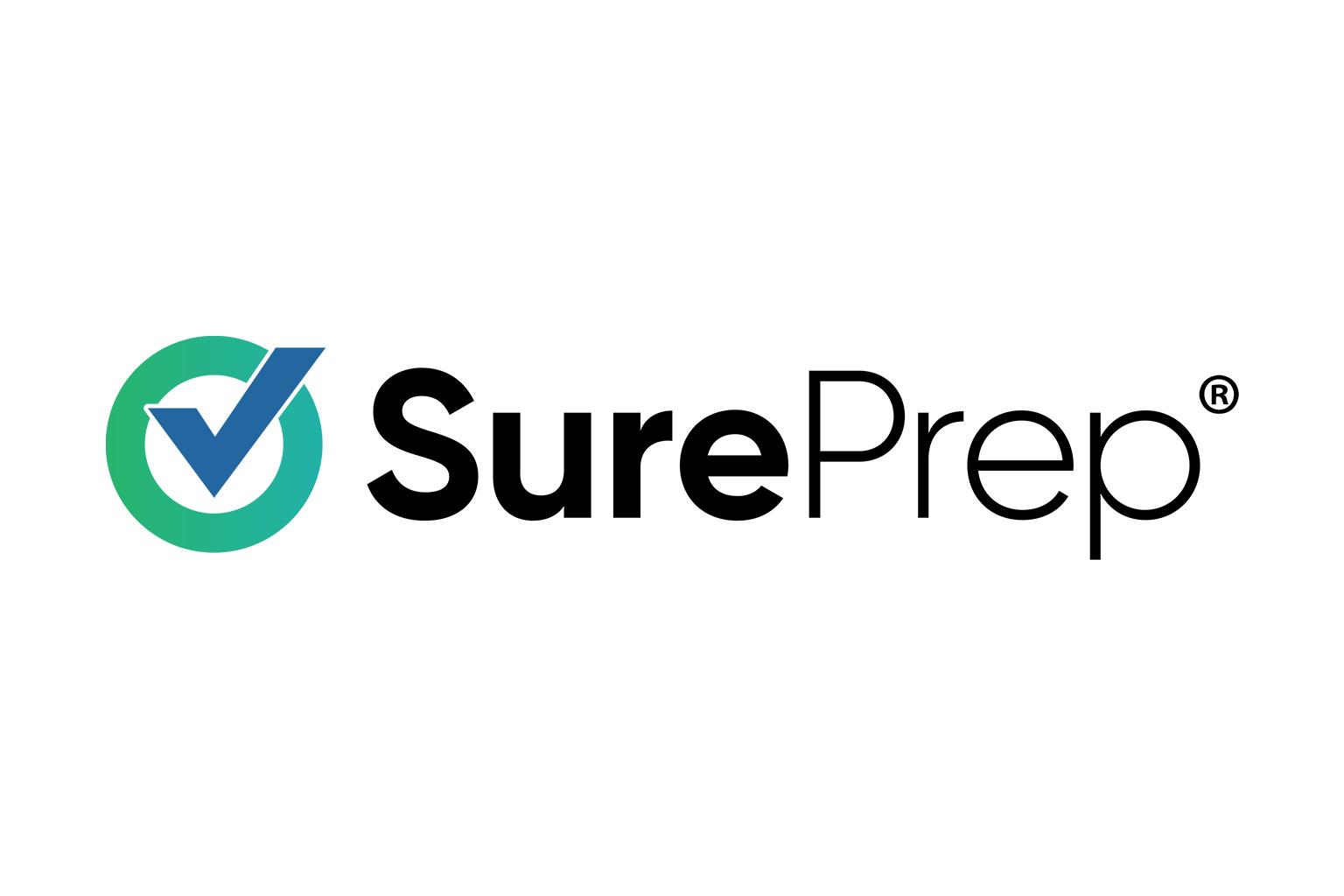 SurePrep logo