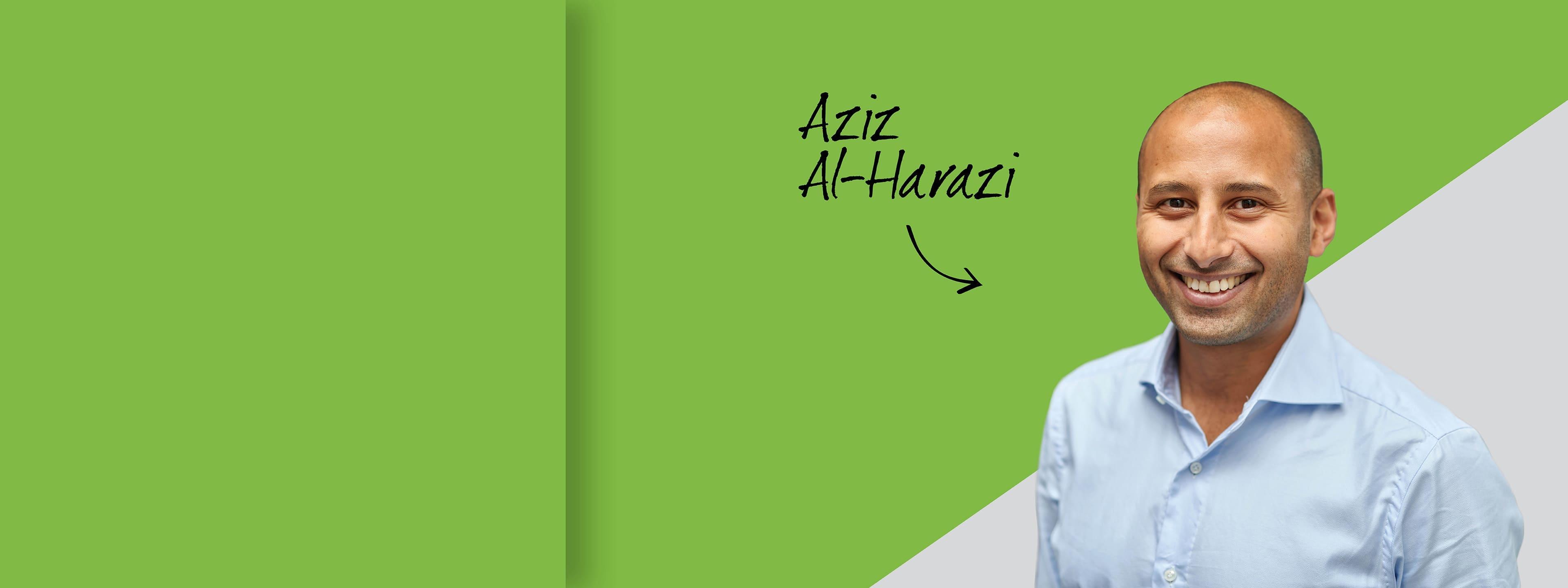 Aziz Al-Harazi, Payt vertelt over koppeling Twinfield