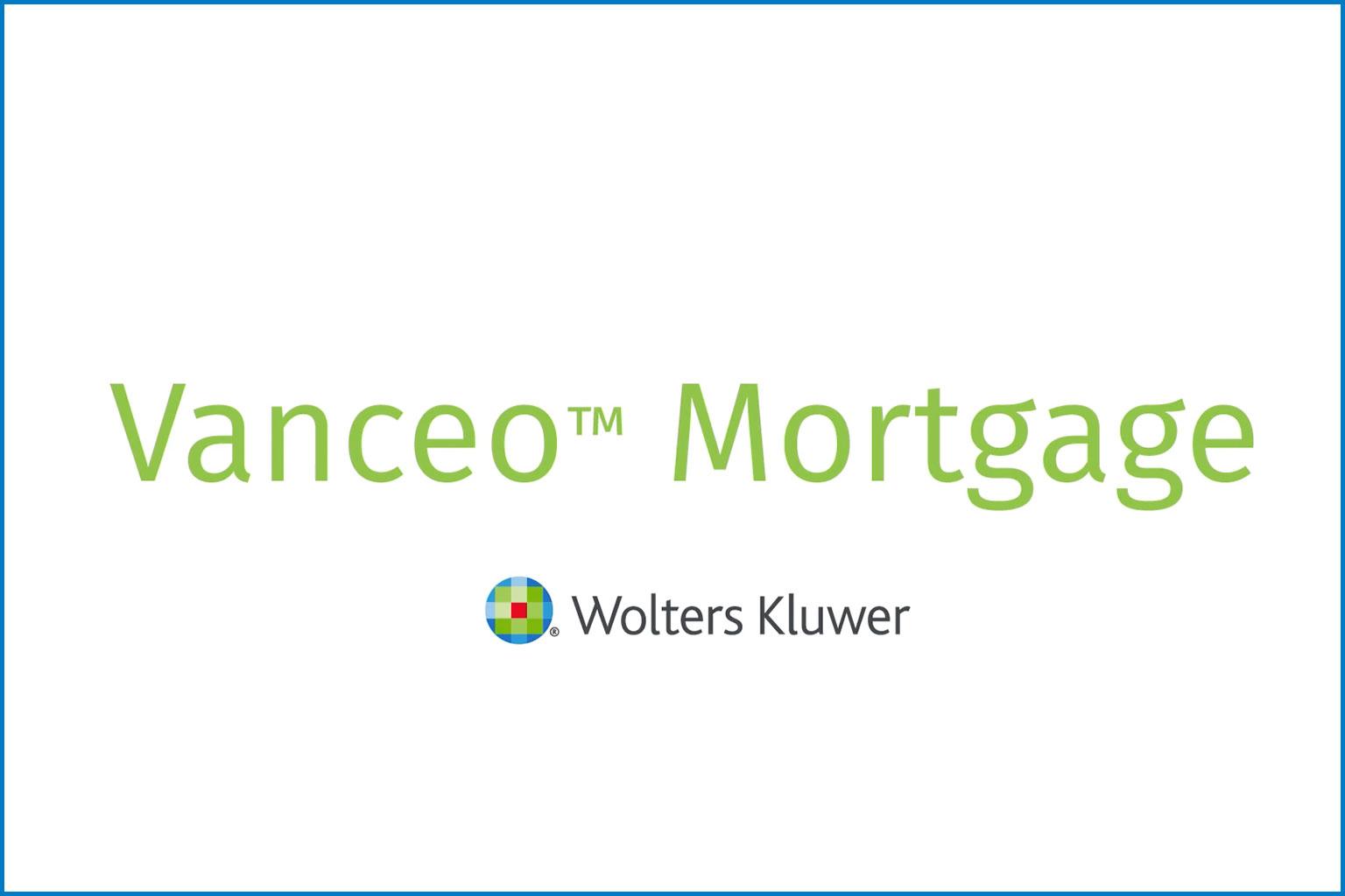 Vanceo Mortgage