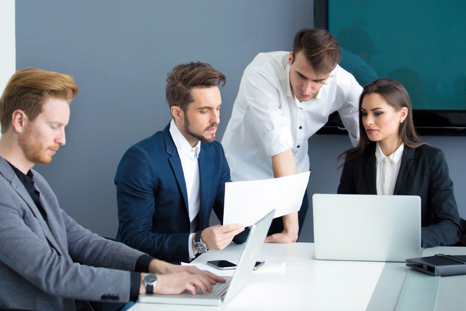 Standaryzacja działań optymalizacja procesów i przepływu informacji