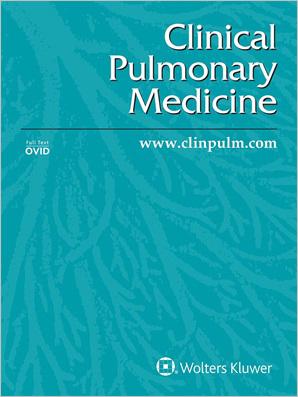 Clinical Pulmonary Medicine
