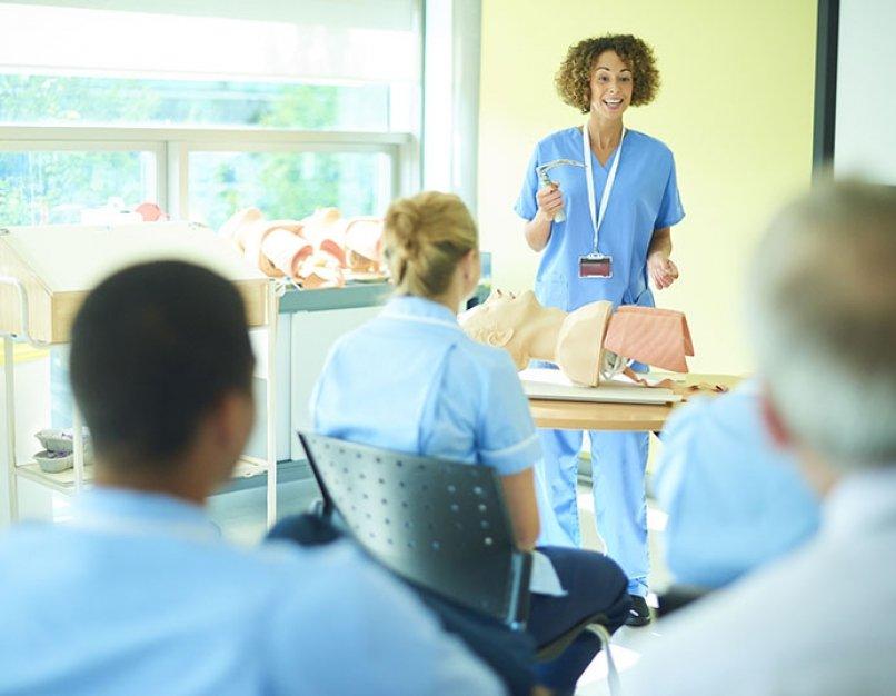 Nurse Educator via Norwich