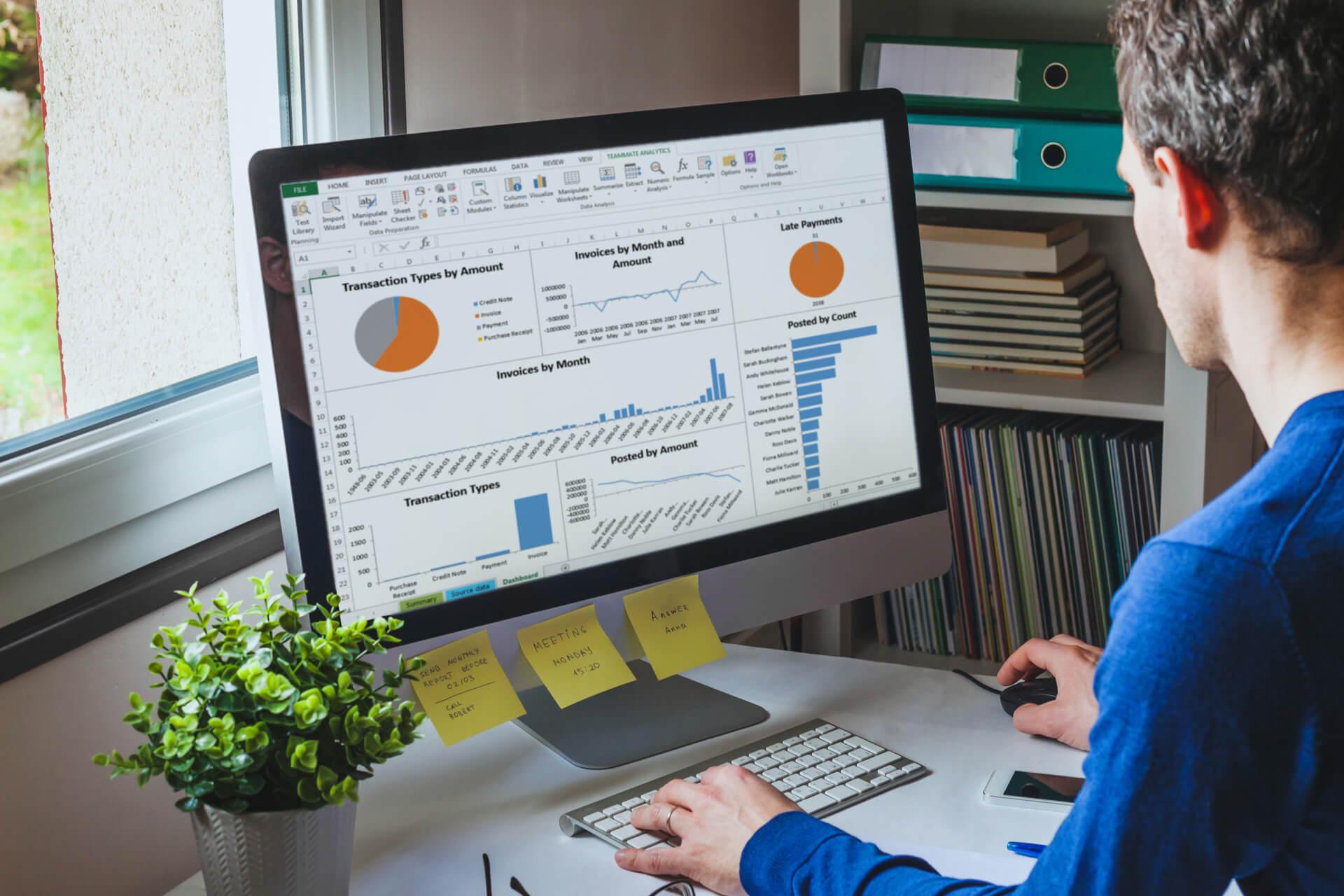 TeamMate Data Analytics