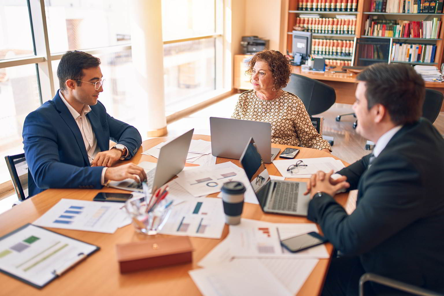 Law firm modernization options