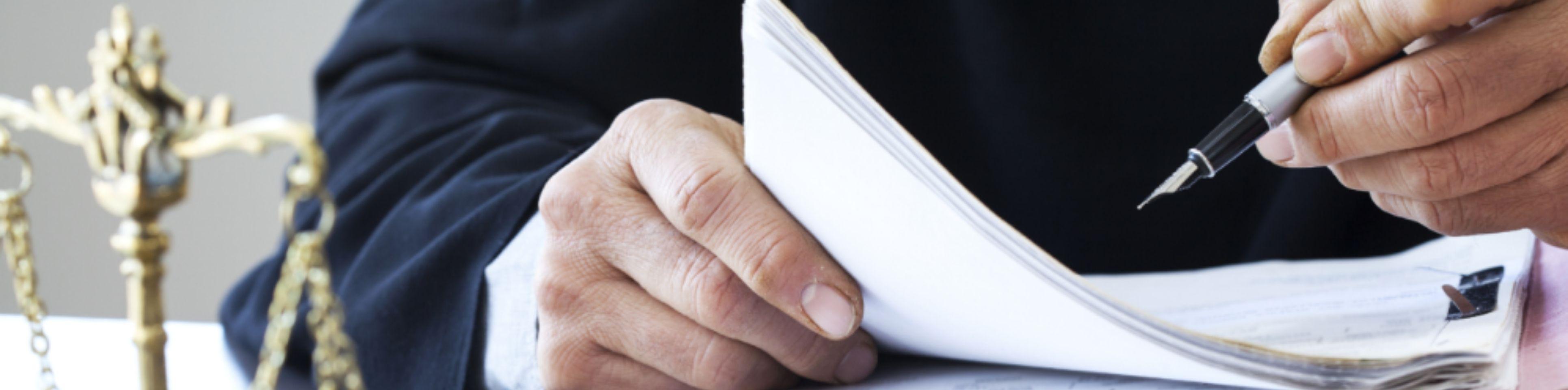 Analyse des risques et accidents graves du travail, aspects juridiques