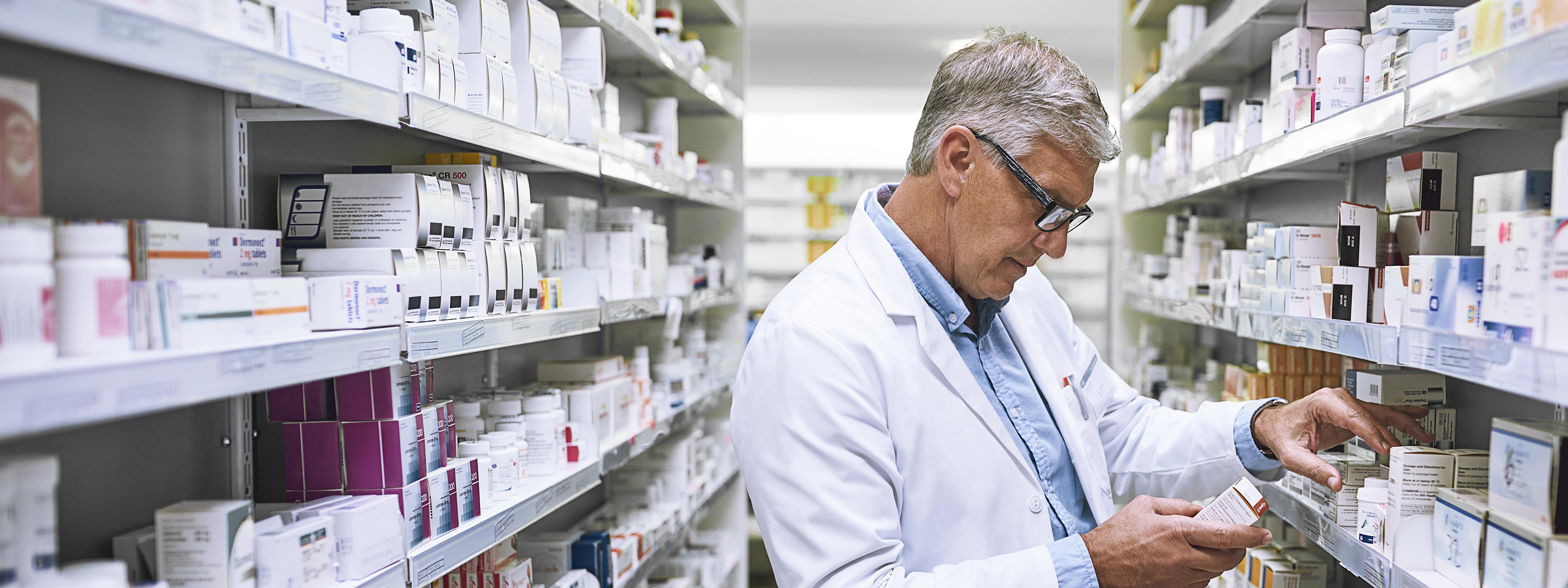 pharmaceuticals-drug store