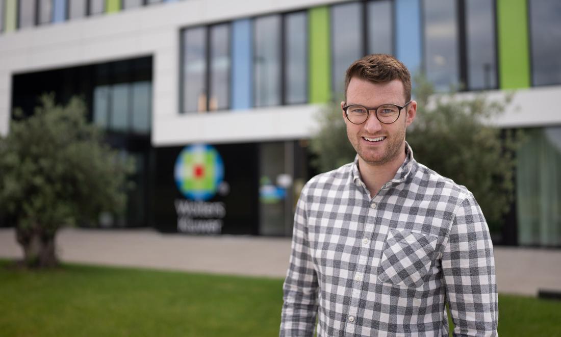 Product Manager Philipp Nürnberg