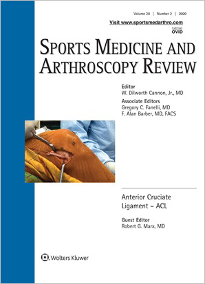 Sports Medicine and Arthroscopy Review