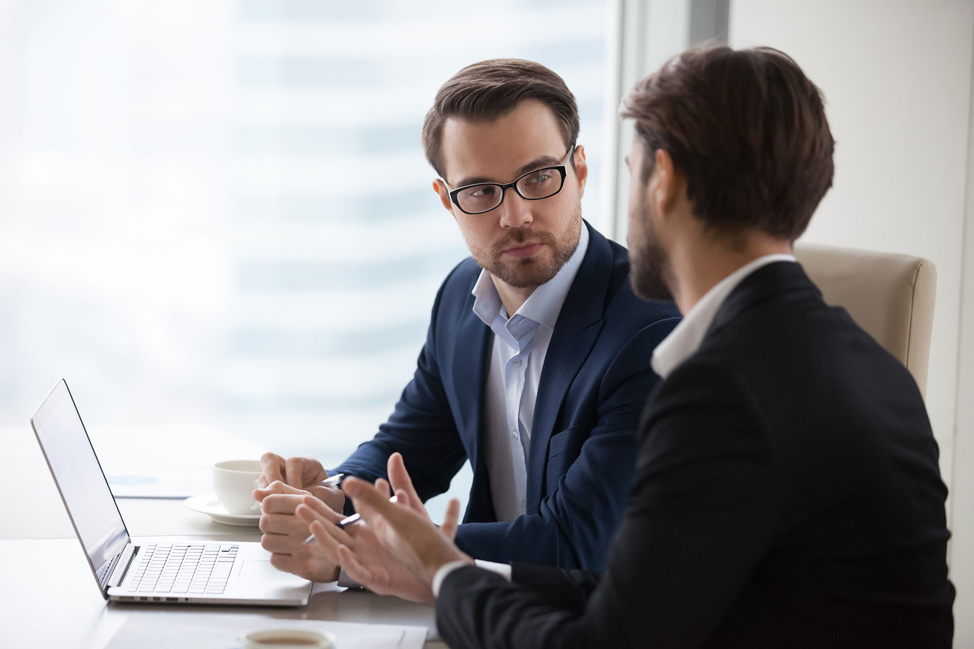 You need partners you can trust when conducting due diligence and deails