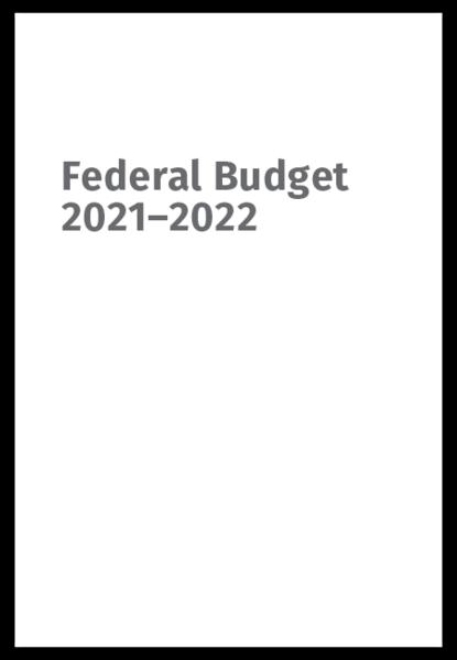TAA Budget Report