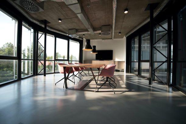 ventilatie kantoor