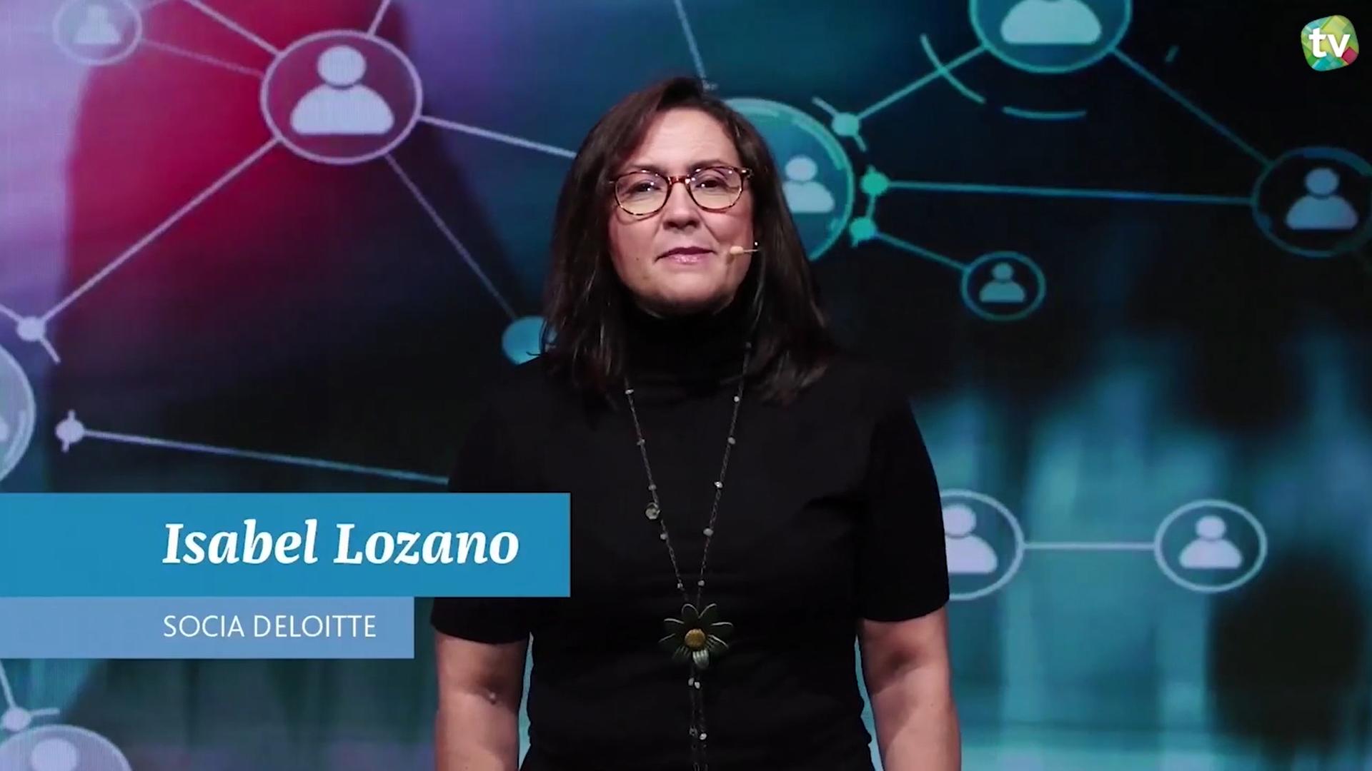 Isabel Lozano, Socia Deloitte