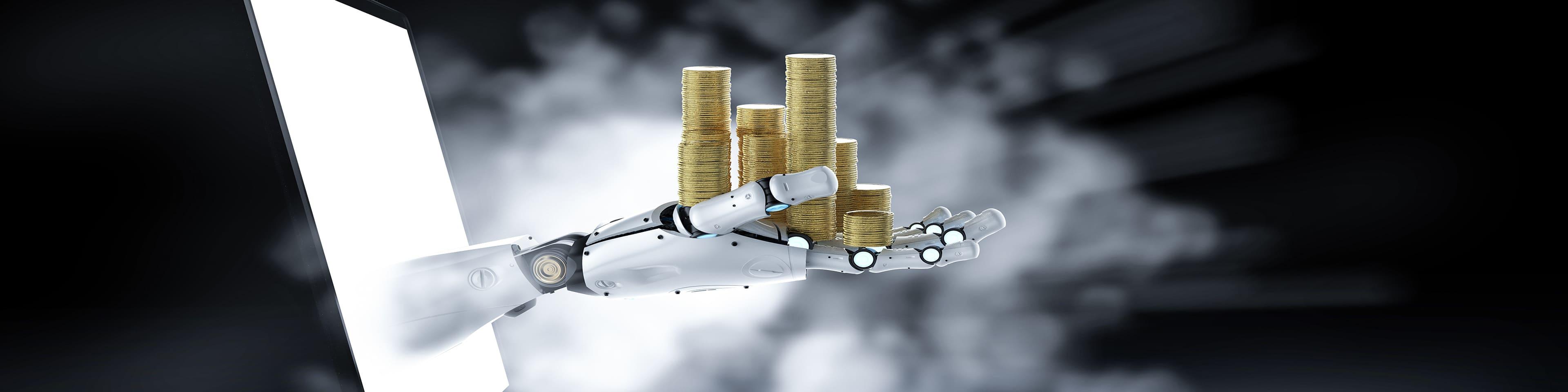 Robotic accounting: een robot geeft je goud in handen