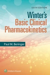 Winter's Basic Clinical Pharmacokinetics book cover