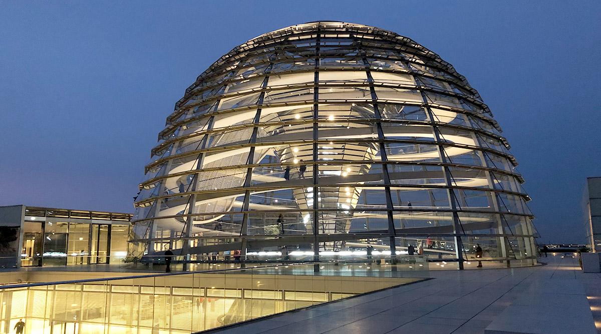 Legal Tech Tour Reichstag
