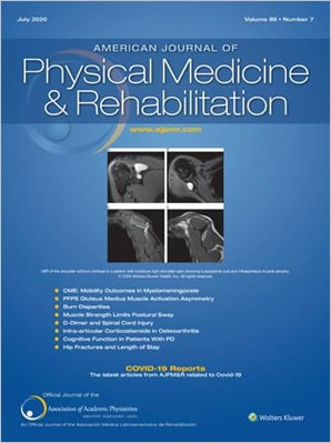 American Journal of Physical Medicine & Rehabilitation