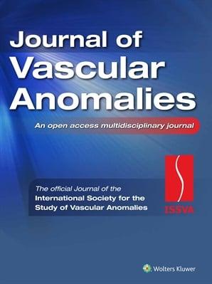Journal of Vascular Anomalies