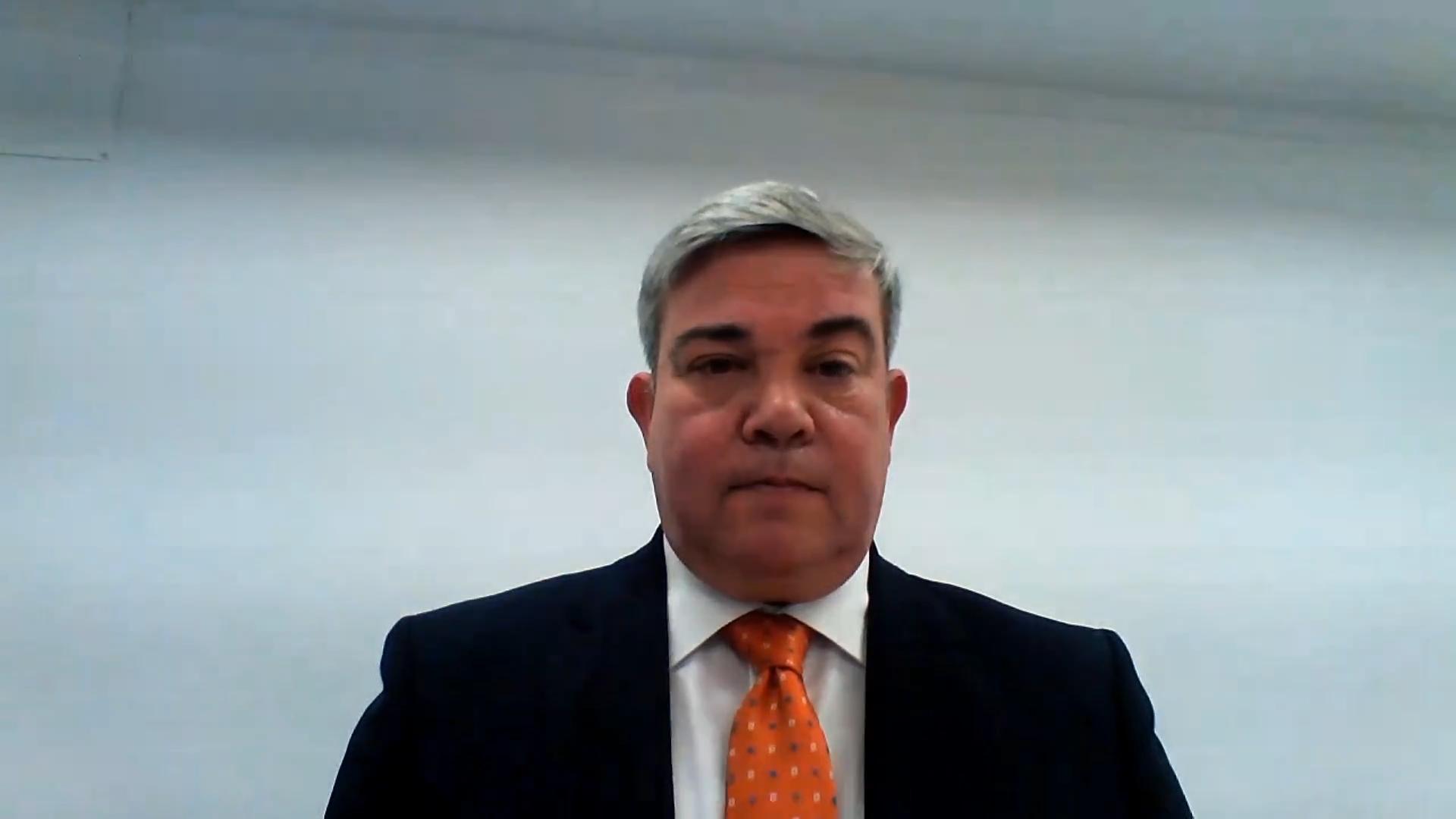 Óscar Cabrinety, Director de Negocio con Colaboradores de MAPFRE