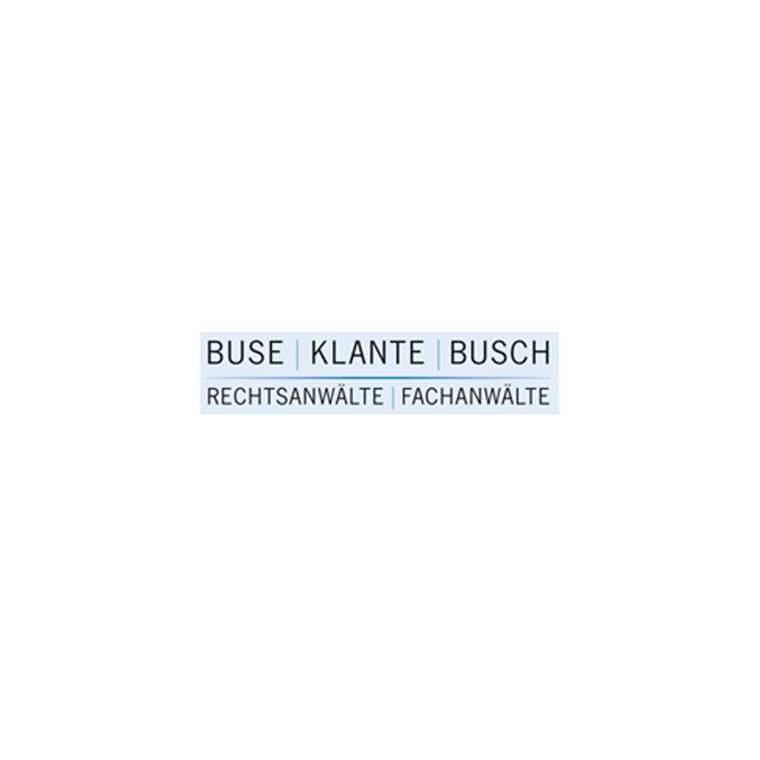 DictNow Referenz Buse Klante Busch