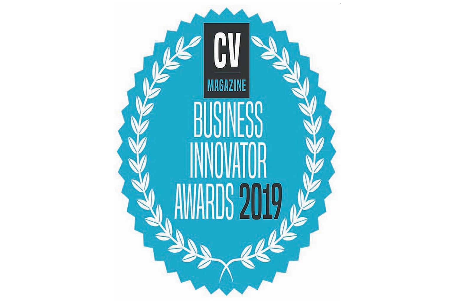 CT Corporation wins business innovator award