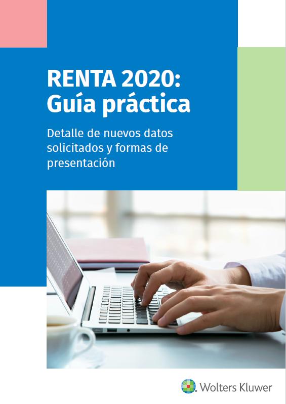 guia renta 2020