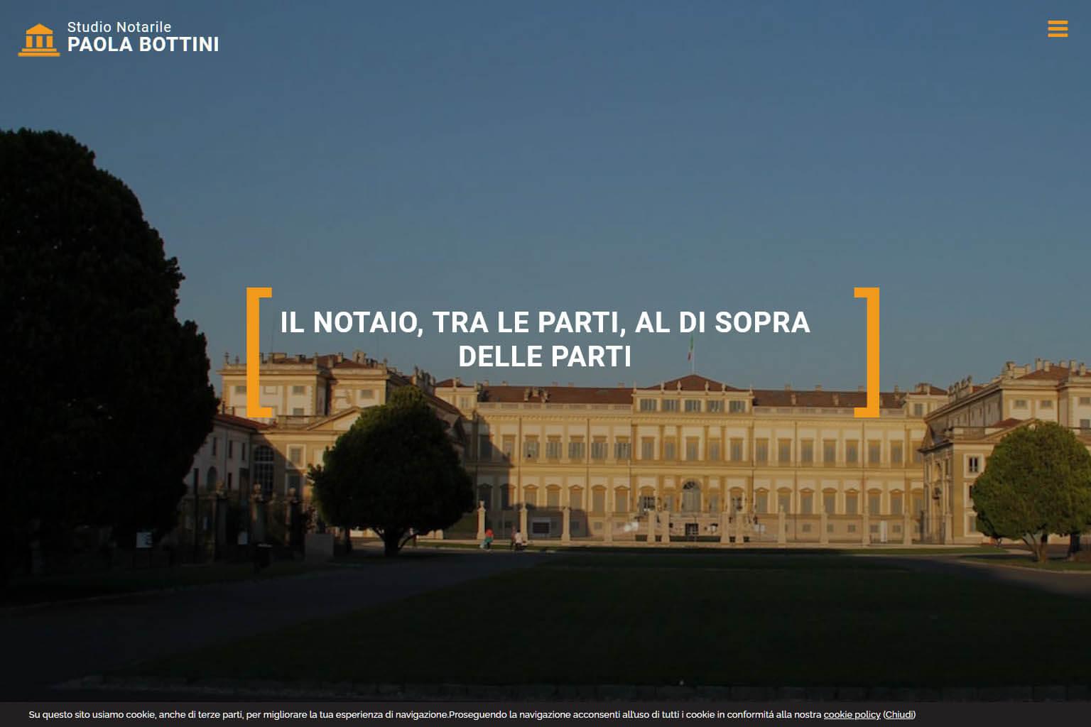 NotaioMyWeb | Notaio Paola Bottini