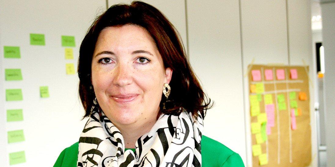 Barbara Gramm bei Wolters Kluwer Deutschland