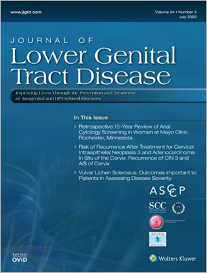 Journal of Lower Genital Tract Disease
