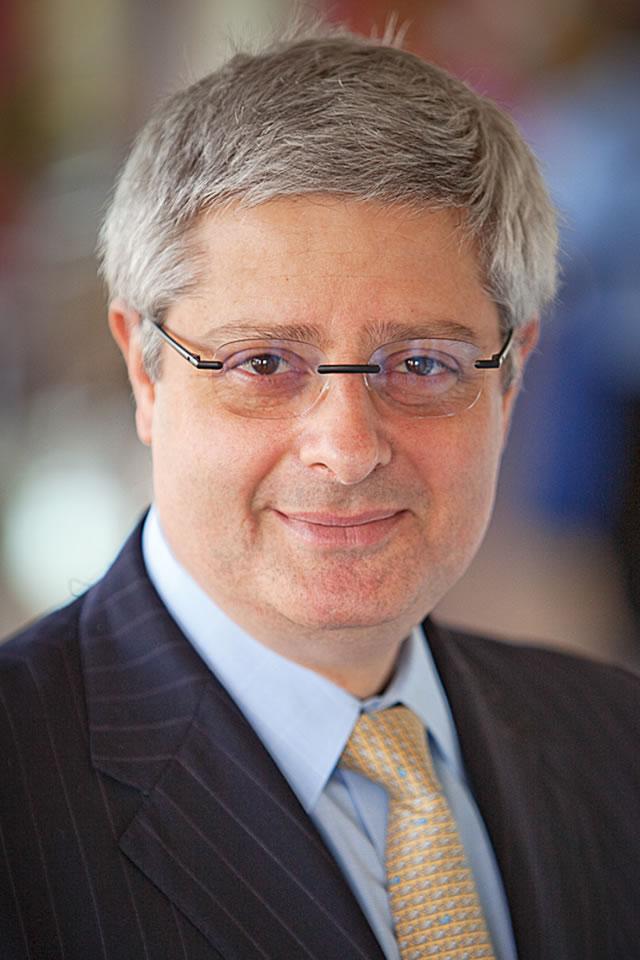 Andres Sadler, CEO Global Business Services