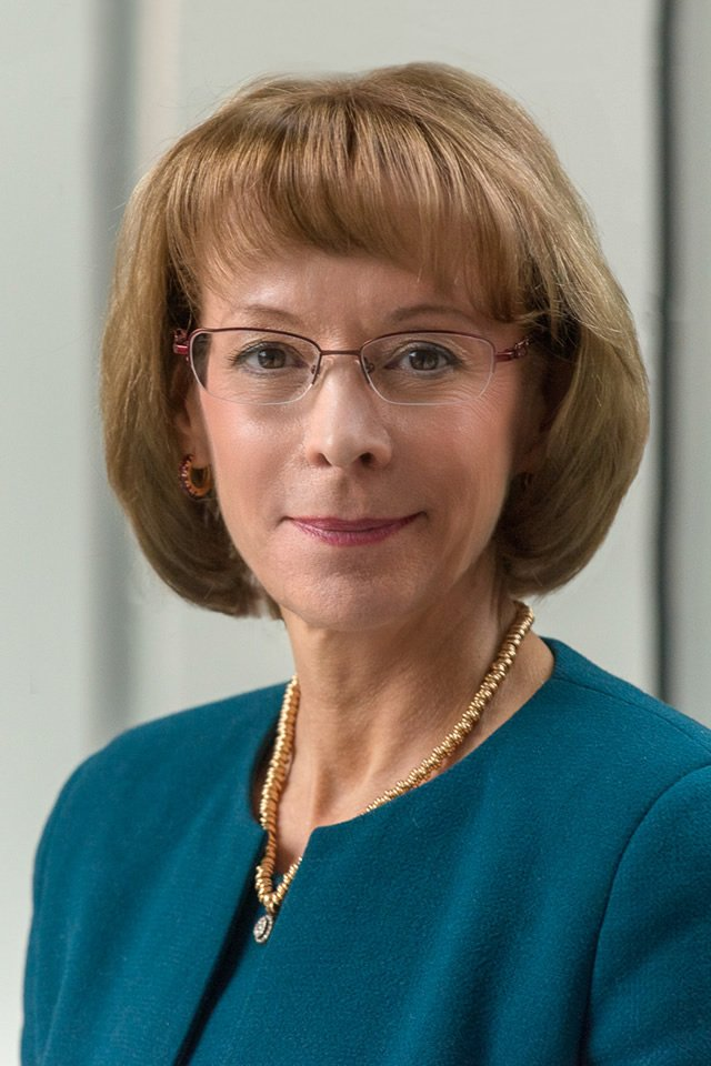 Nancy McKinstry CEO and Chairman of the Executive Board
