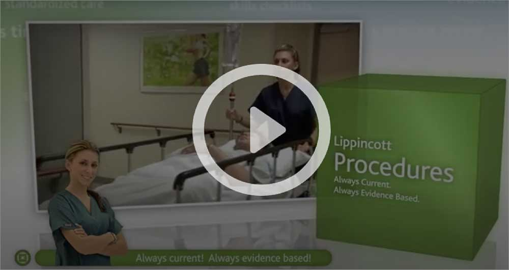 Learn more about Lippincott Procedures