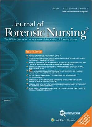 Journal of Forensic Nursing