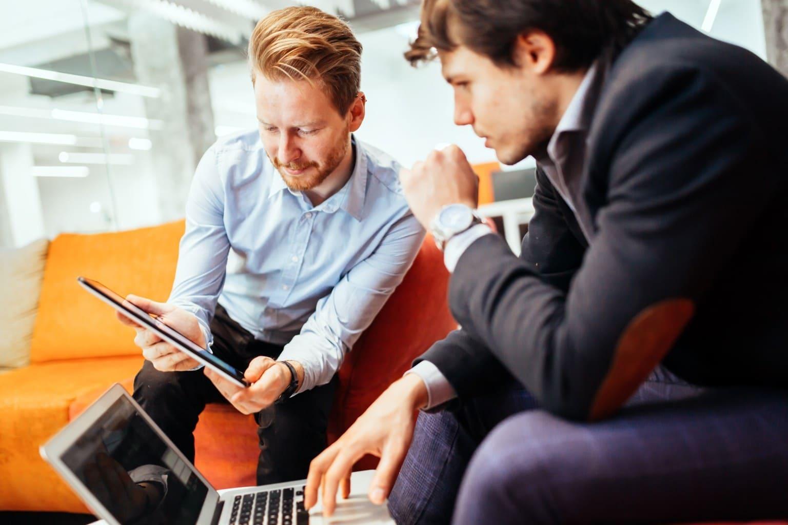 Accountants lezen Twinfield update over sjabloonsadministratie