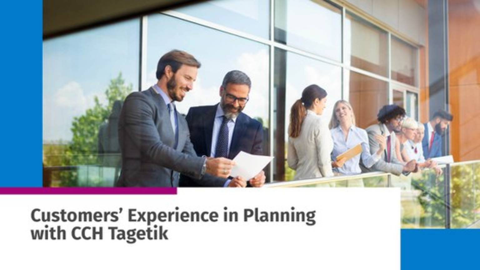 customers experience in planning