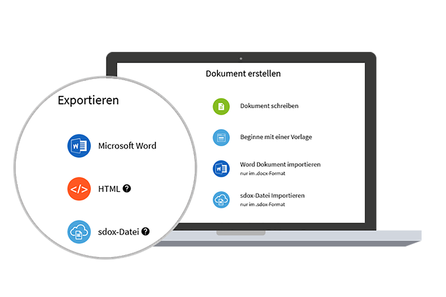 Bearbeitung von Word-Dokumenten