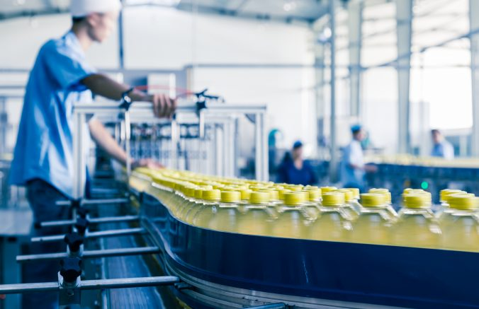 How a Large Food and Beverage Company Reduced Incident Rates by 29%