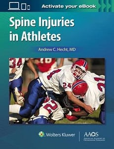 Spine Injuries in Athletes book cover