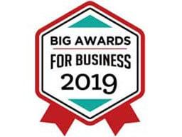 Big Awards for Business 2019
