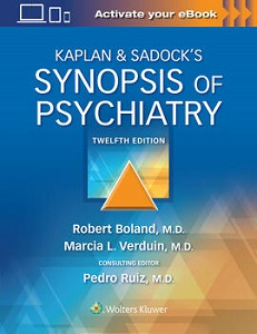 Kaplan & Sadock's Synopsis of Psychiatry book cover